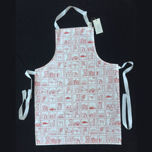Load image into Gallery viewer, Apron (Kitchen Red)