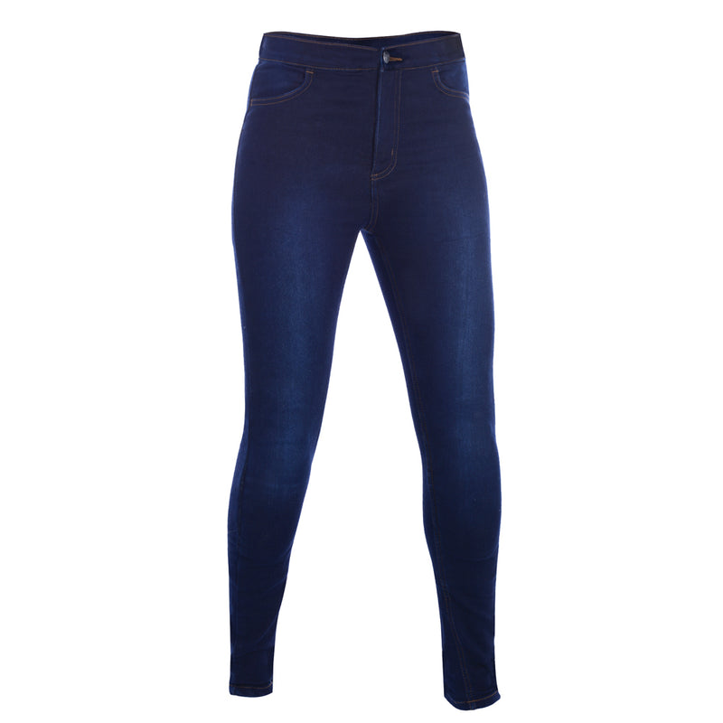 Oxford - Super Jeggings - Indigo Long Leg