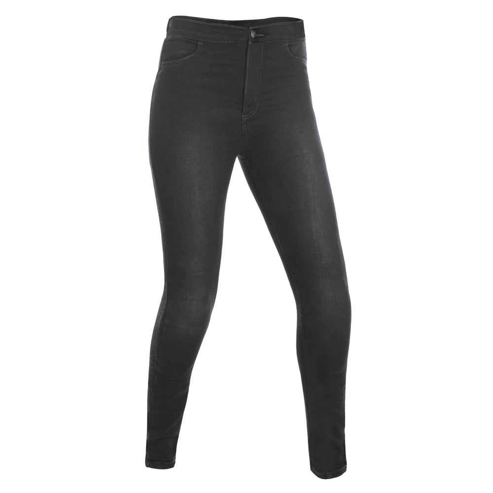 Oxford - Super Jeggings - Black Short Leg