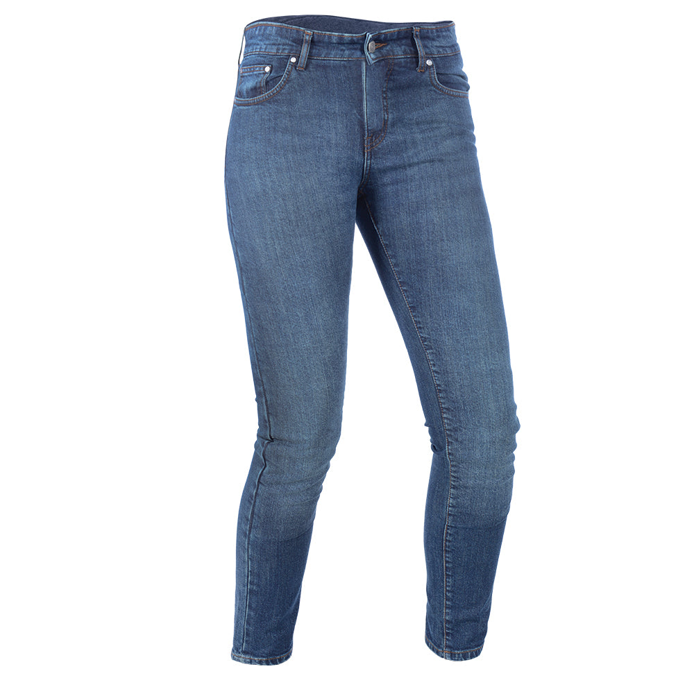 Oxford - Hinksey Slim Fit Women's Jeans - Echo Blue