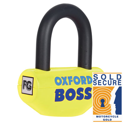 Oxford - Boss - Flo. Yellow / Orange