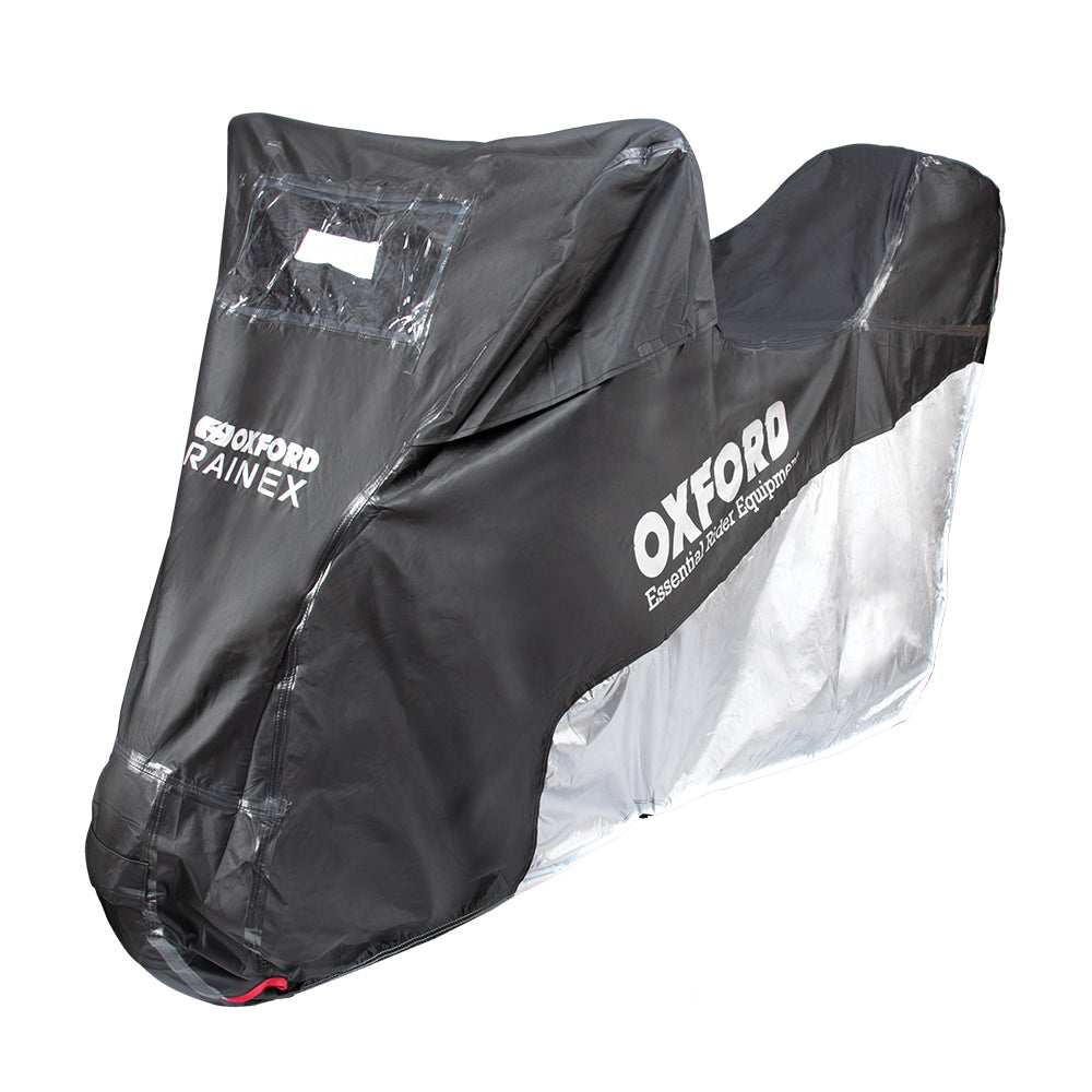 Oxford Rainex Outdoor Cover - Bikes With Topbox- £54.99 - £84.99