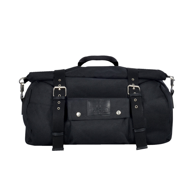 Oxford - Heritage Roll Bag 50L - Black