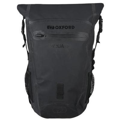 Oxford - AQUA B-25 HYDRO BACKPACK - BLACK / BLACK/FLUO / BLACK/GREY/FLUO / GREY/WHITE / KHAKI/BLACK