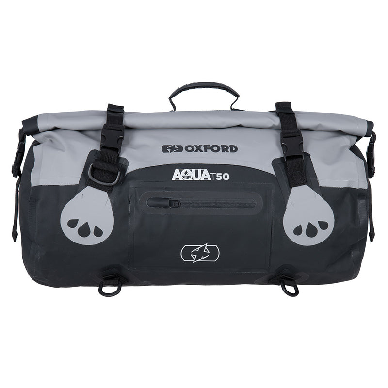 Oxford - AQUA T-50 ROLL BAG - GREY/BLACK / GREY/WHITE / KHAKI/BLACK