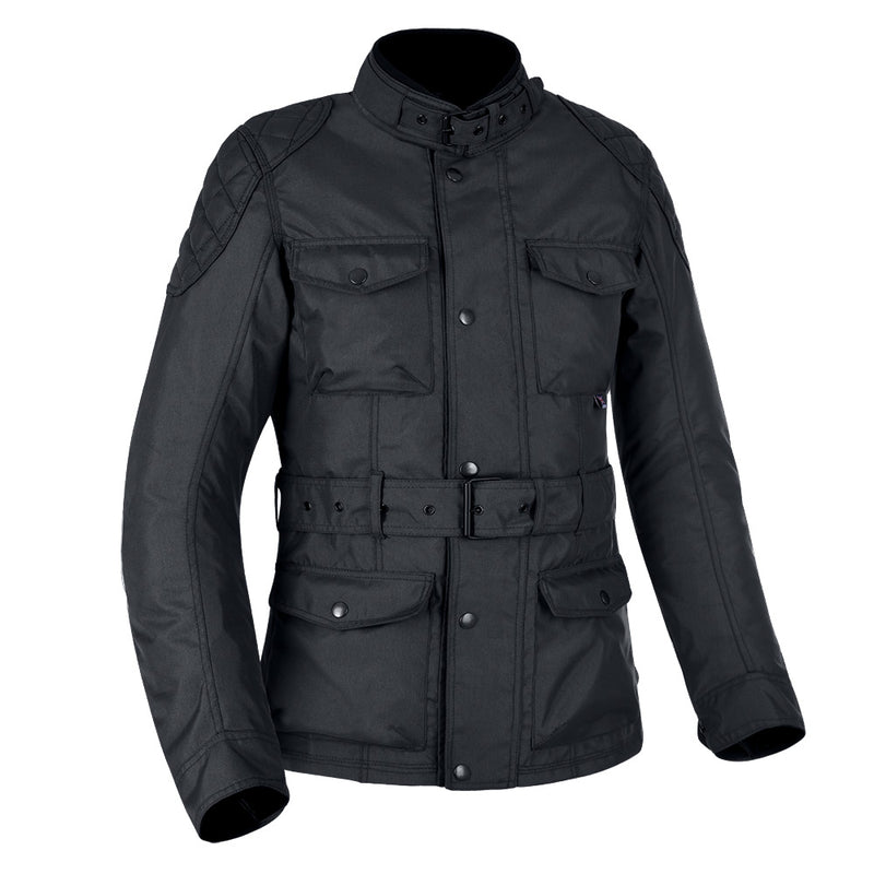 Oxford - Churchill Women's Jacket - Black / Navy