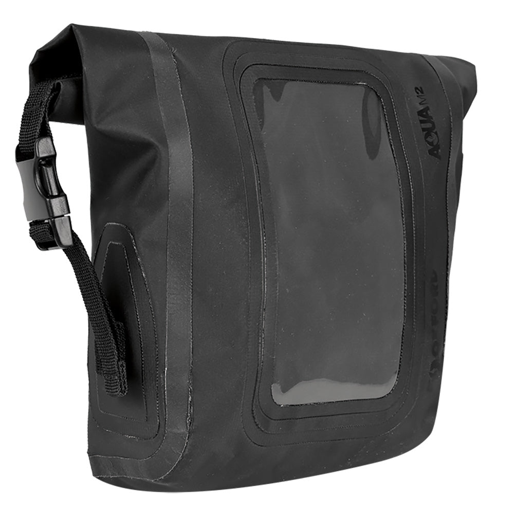 Oxford - Aqua M2 Mini Tank bag - Black