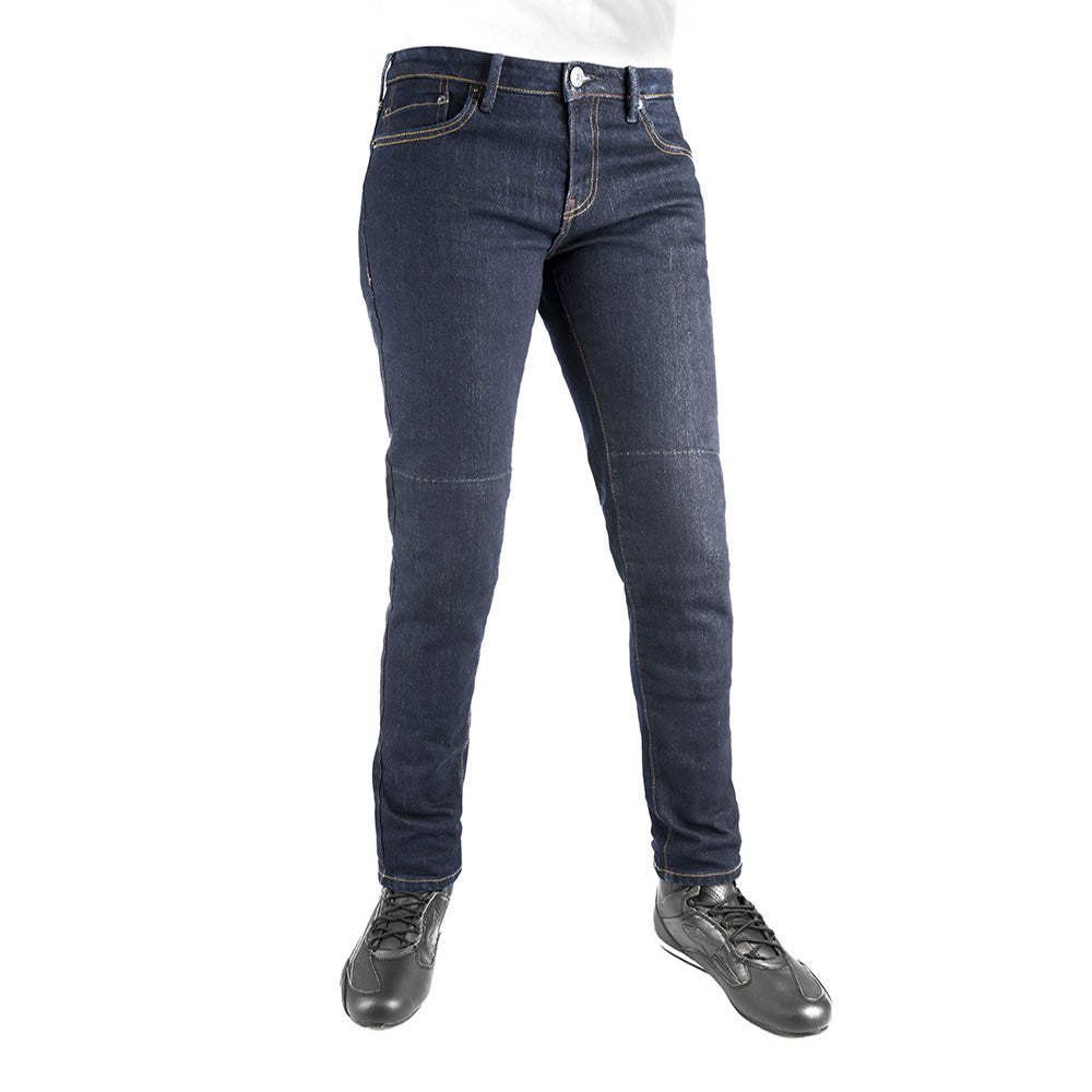 Oxford - Original Approved Slim Womens Jean - Rinse
