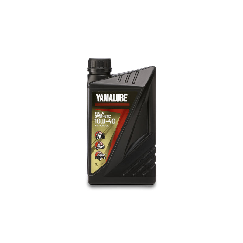 Yamalube - Fully Synthetic 4-stroke Oil 10W-40 - 1 Litre