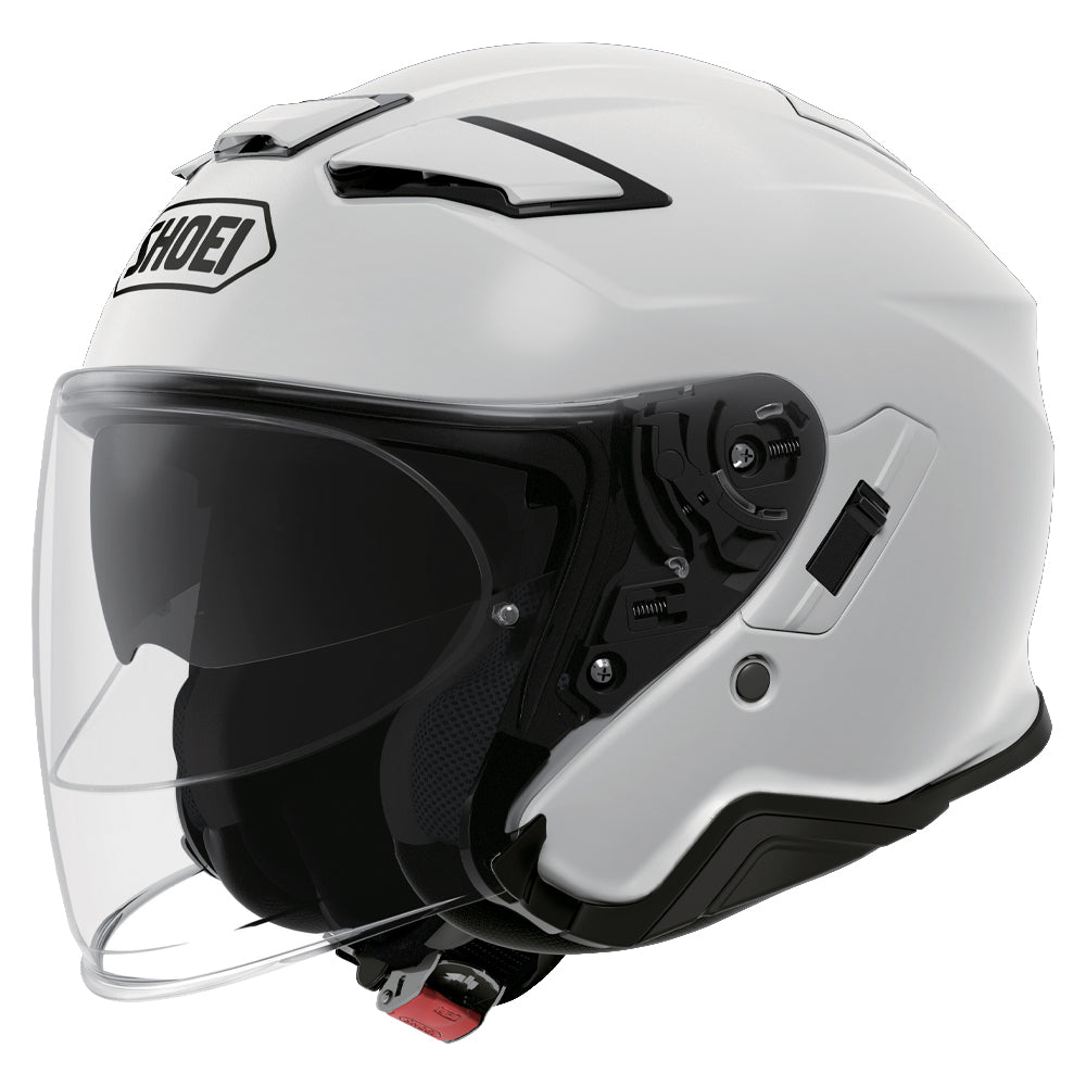 Shoei J-Cruise White Large SAVE 5% on RRP - Now only £408.49