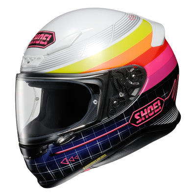 Shoei NXR TC7 Zork X Large SAVE 5% on RRP - Now only £446.49
