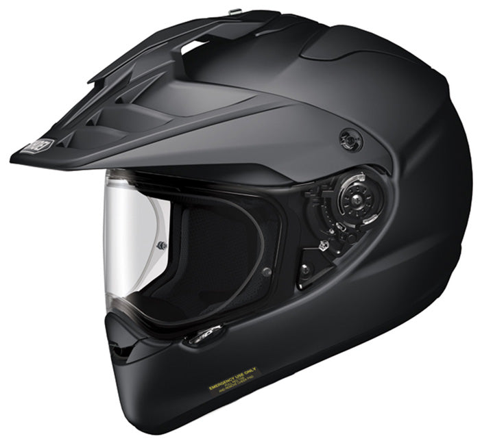 Shoei Hornet ADV Matt Black Medium SAVE 5% on RRP - now only £436.99
