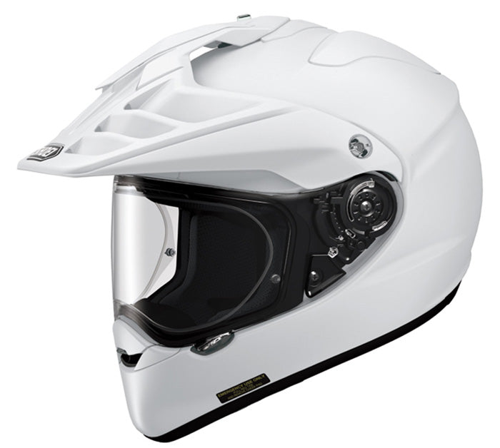Shoei Hornet ADV White Small SAVE 5% on RRP - Now only £427.49