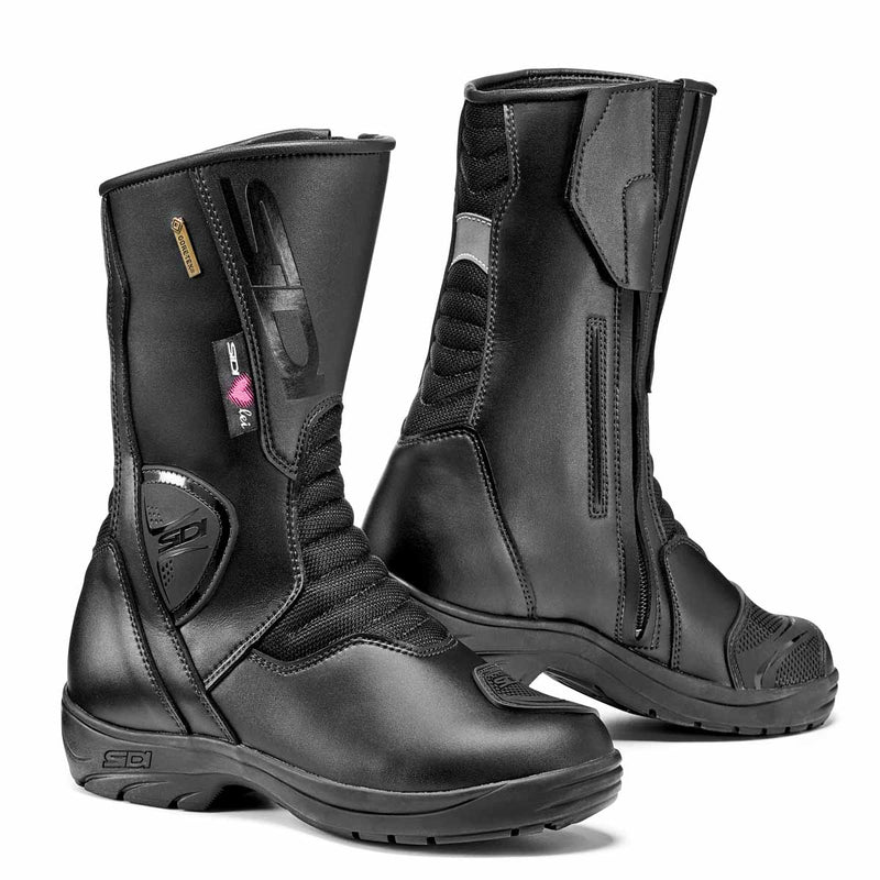 Sidi Gavia Gore Lady Black Gore -Tex Waterproof CE Boot