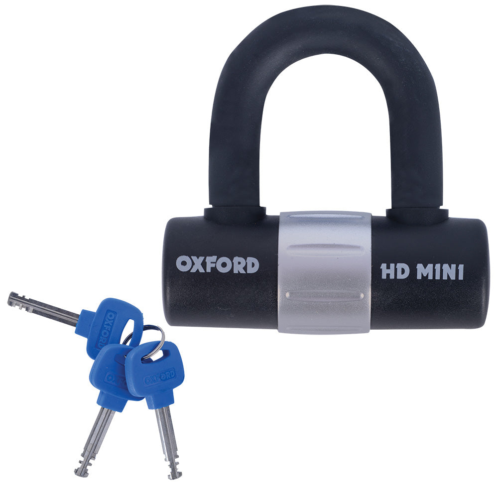 Oxford - HD Mini Shackle Lock