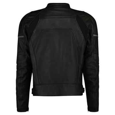 MT Men's Leather Jacket Mt Lans