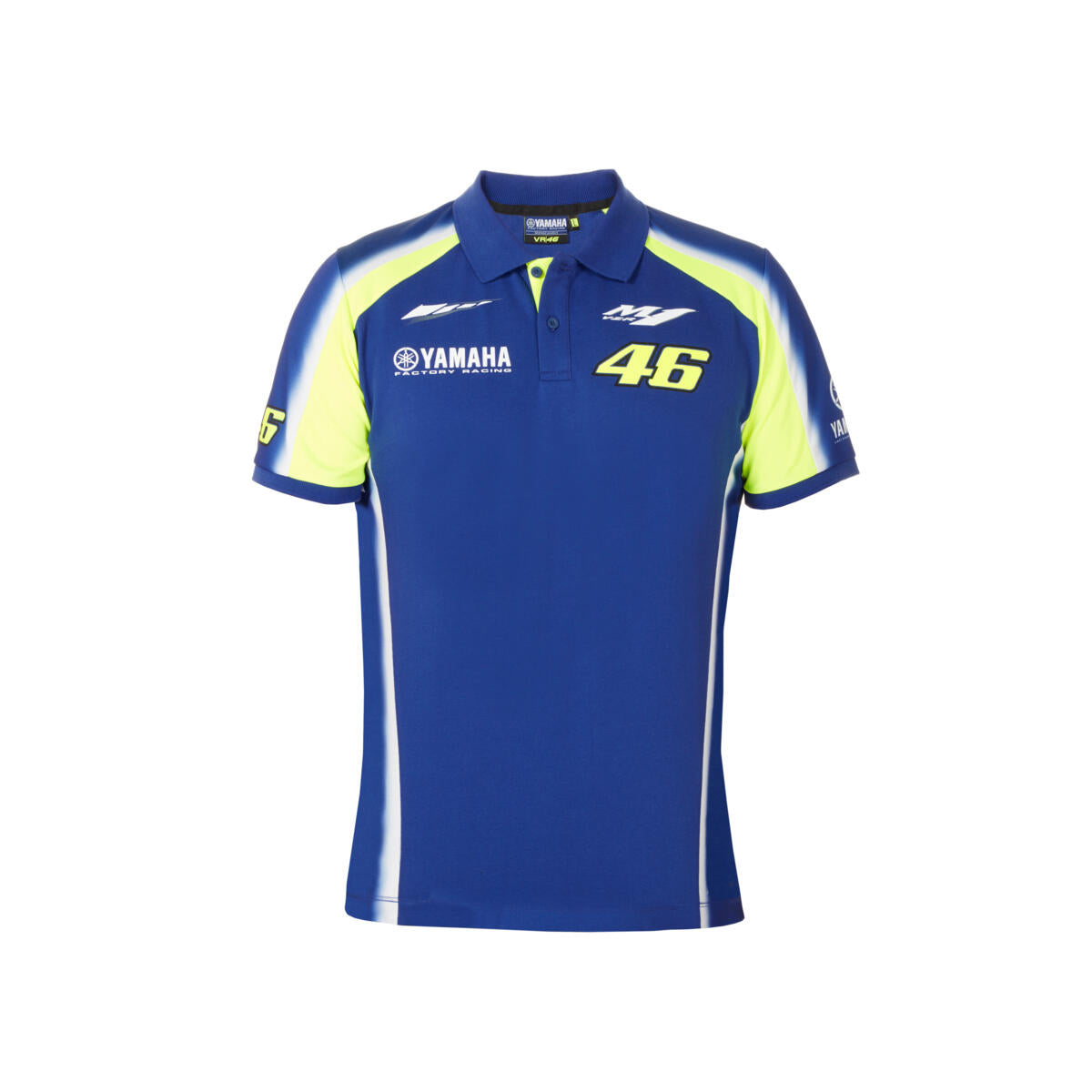 VR46 - Yamaha Men Polo