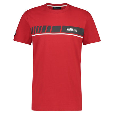 REVS Men's T-shirt - Black / White / Red