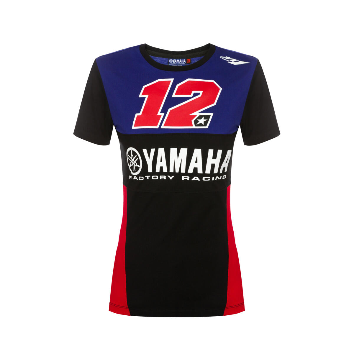 Yamaha Viñales Female T-Shirt (cotton)
