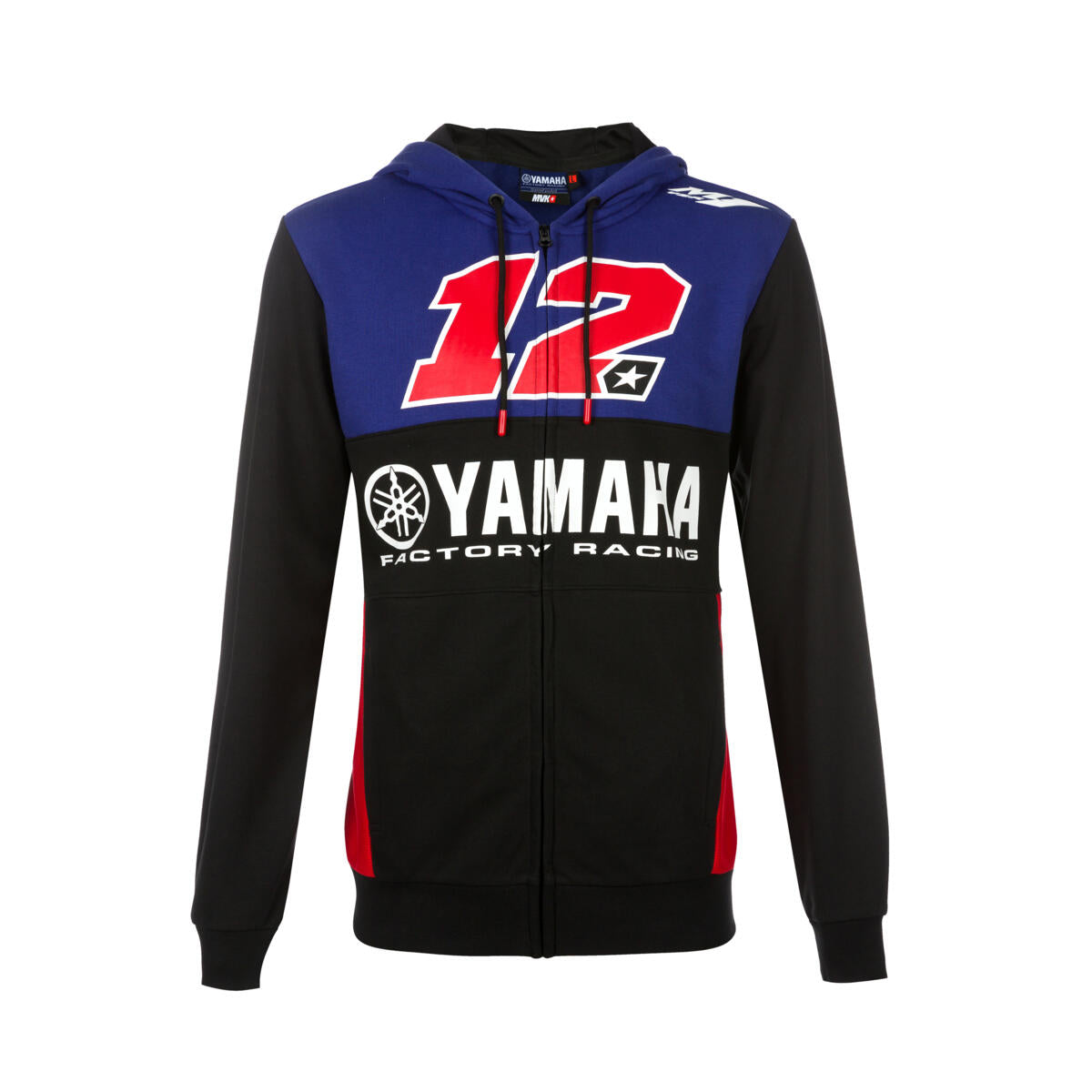 Yamaha Viñales Male Zipped Hoody