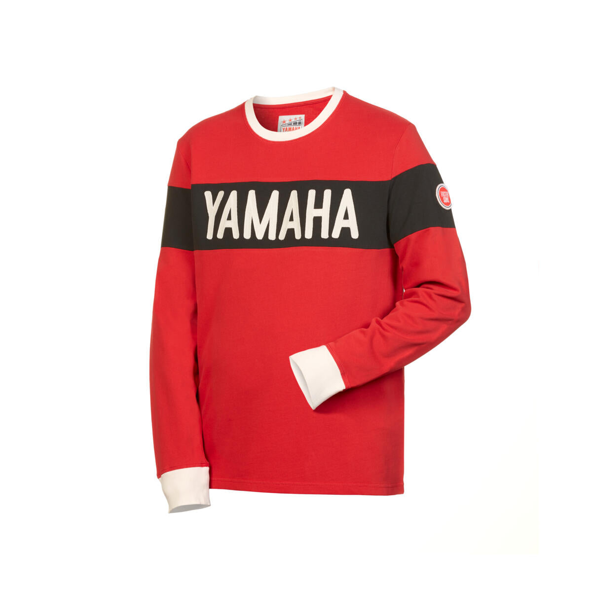 Faster Sons Male Sweater Alamo - Red / Black