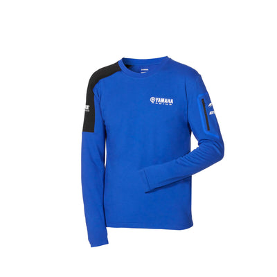 Paddock Blue Men's Long-sleeved T-Shirt