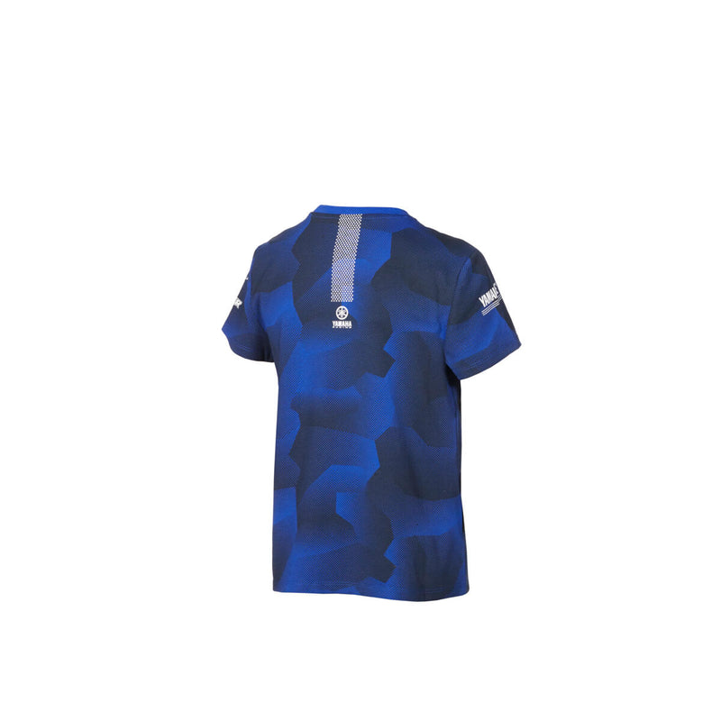 Paddock Blue Kids Camo T-Shirt