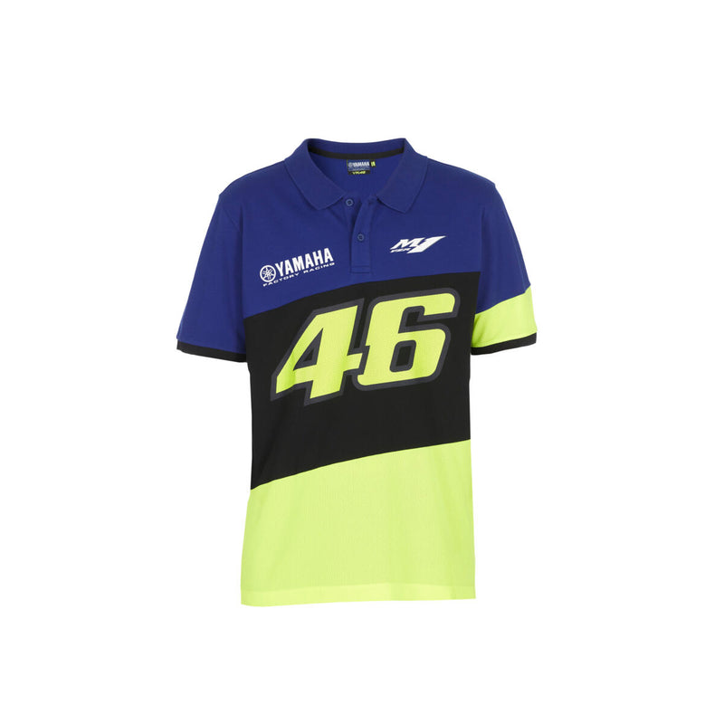 Yamaha VR46 Men's Polo Shirt