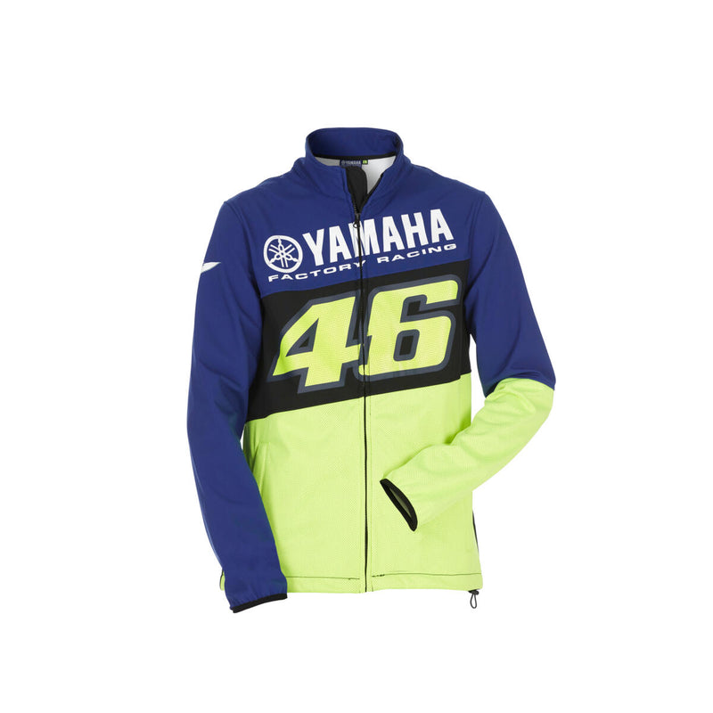 Yamaha VR46 Men's Softshell