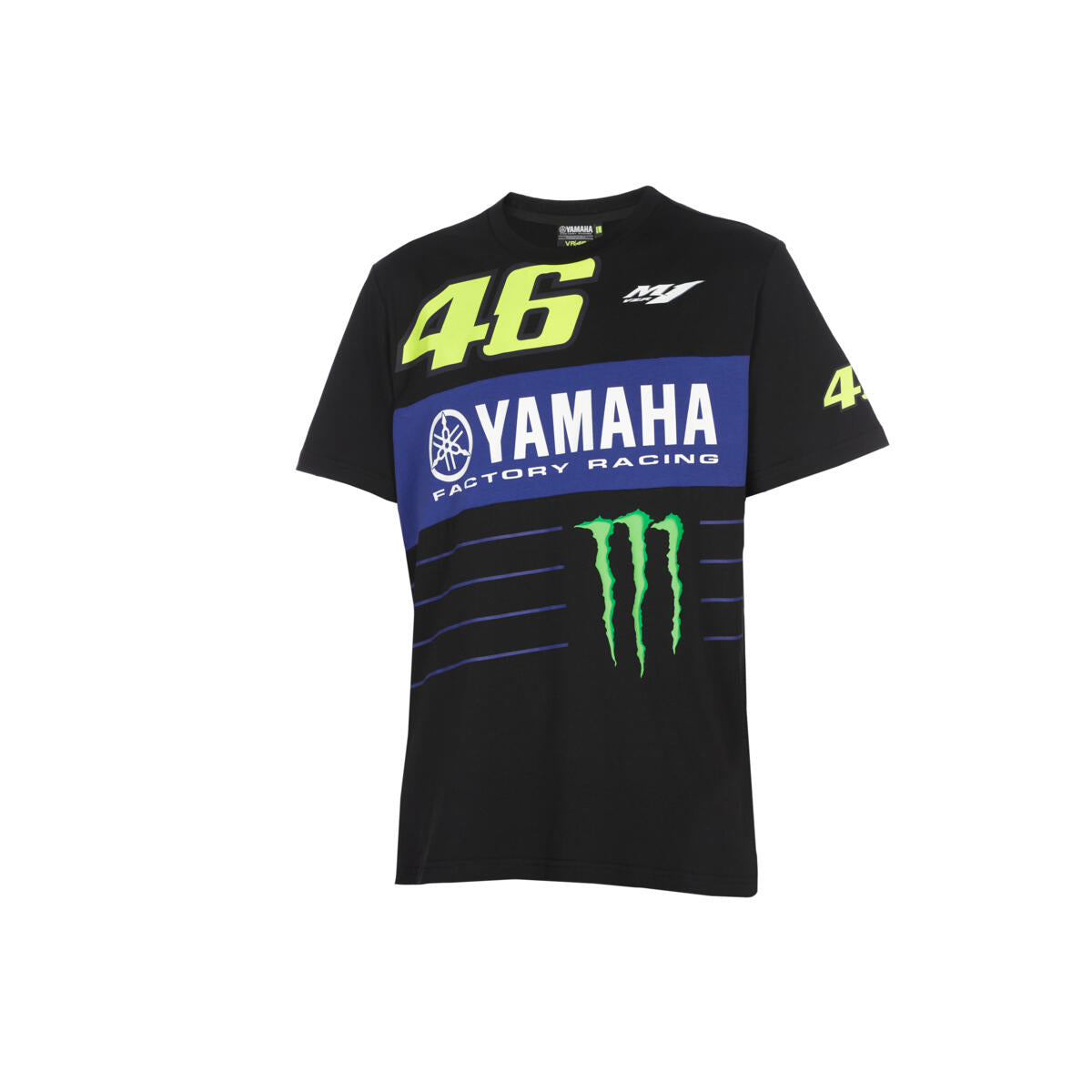 Yamaha VR46 Men's Powerline T-shirt