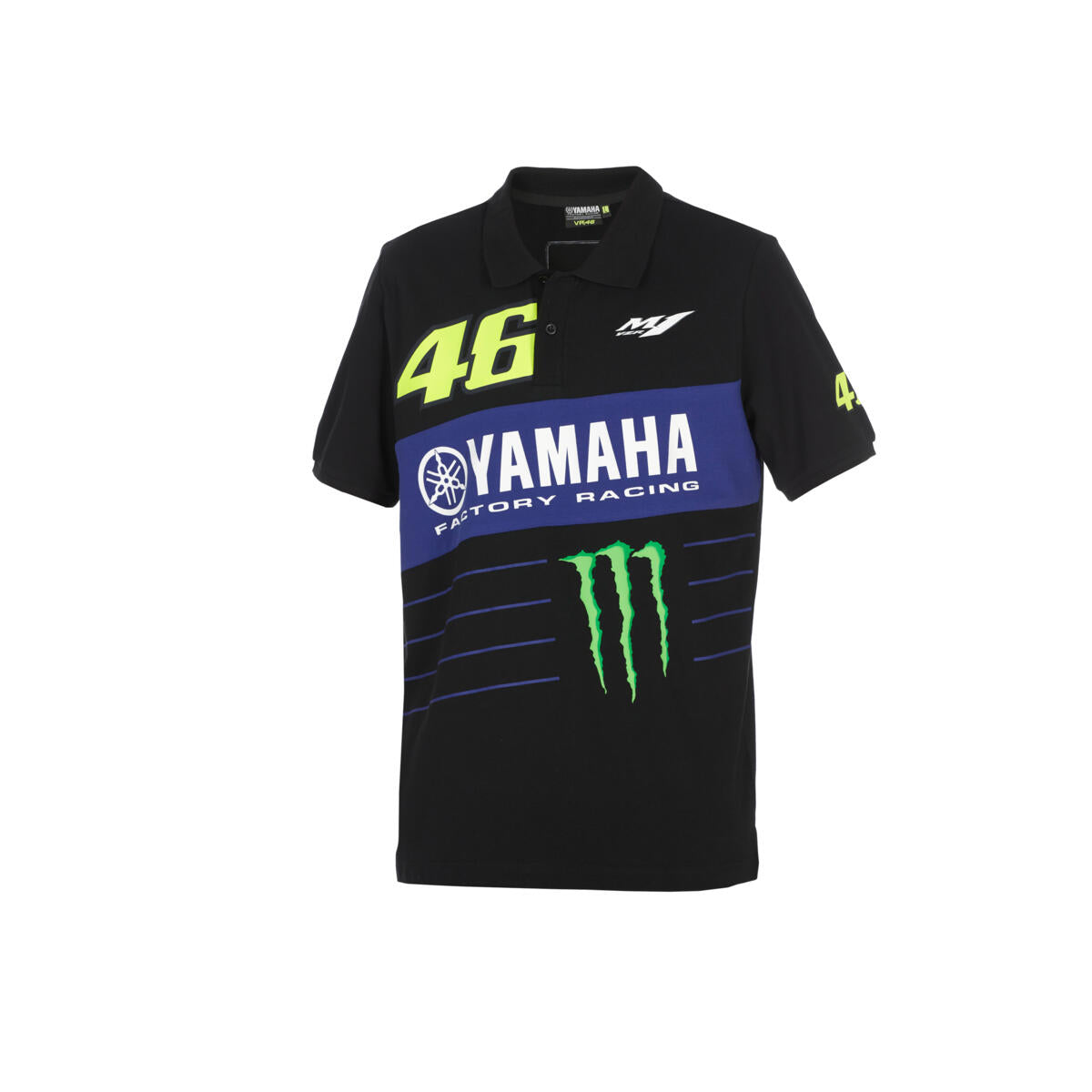 Yamaha VR46 Men's Powerline Hoody