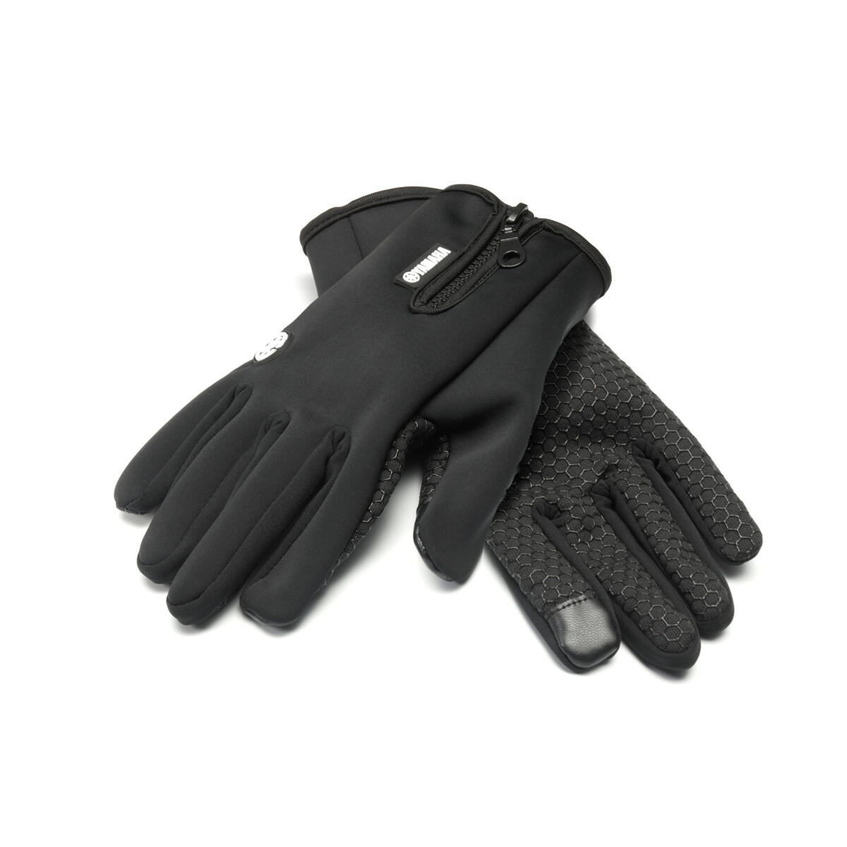 REVS Smart Black Gloves