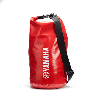 10L dry bag - Blue / Red