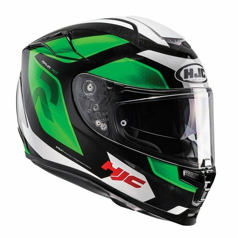 HJC RPHA 70 - Grandal - Green XS - REDUCED - NOW ONLY £159.99