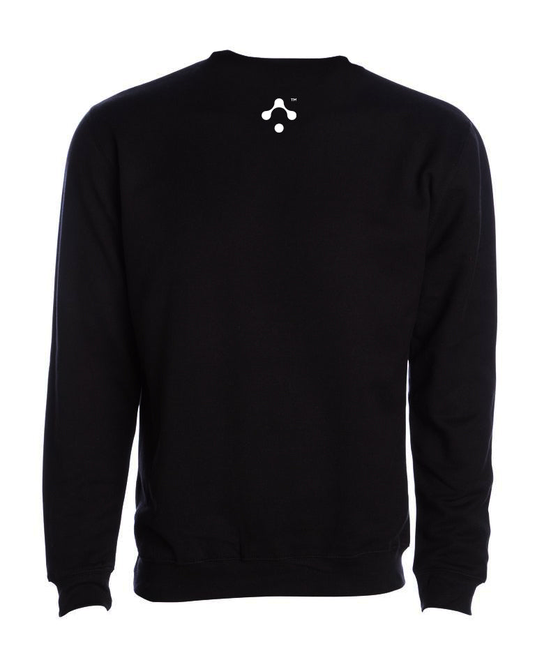 blk. Sweatshirt - Comfortable cotton shirt featuring the blk. logo