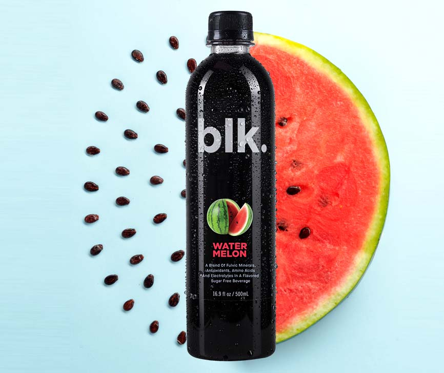 blk. Watermelon - 12pack