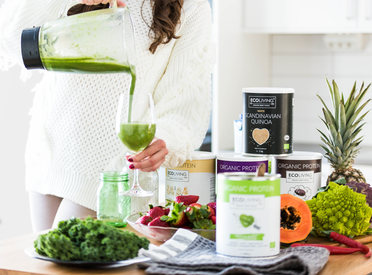 Ecoliving Organic Body Foods