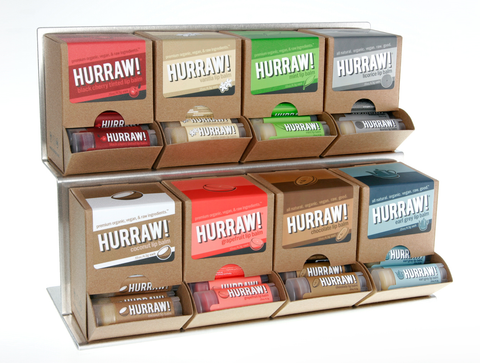 HURRAW display