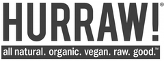 HURRAW! Lip Balm Raw Organic Vegan