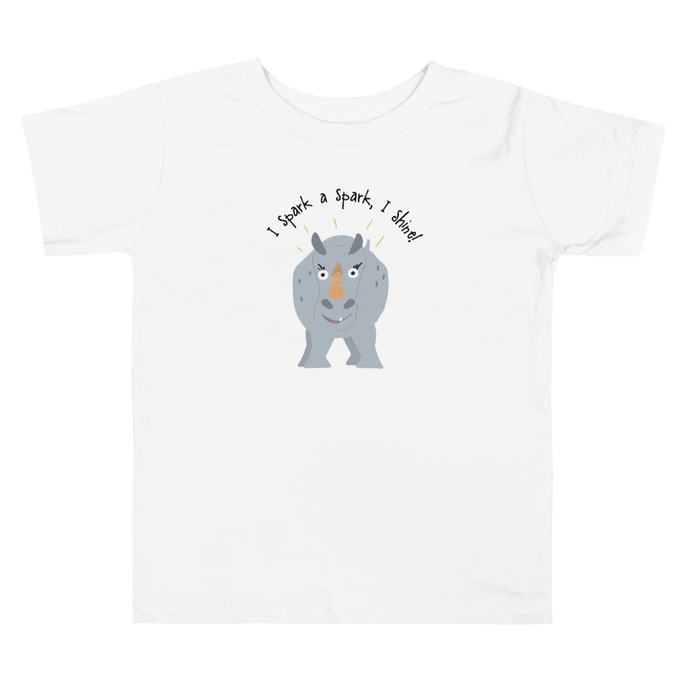 Toddler Tee: Radiant Ruth