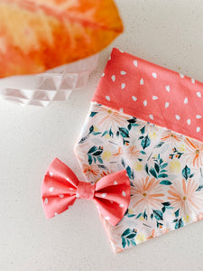 garden party bow tie