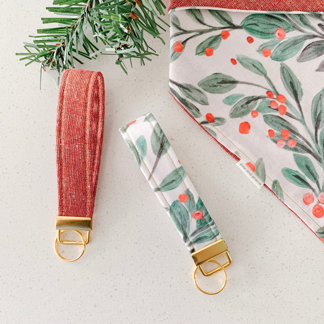 holly-days key fob