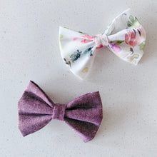 Load image into Gallery viewer, you grow girl bow tie