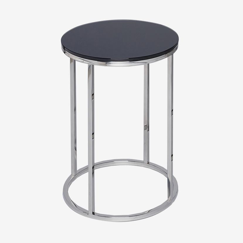 Kensal Steel Side Table