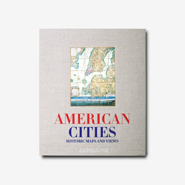 American Cities Coffee Table Book