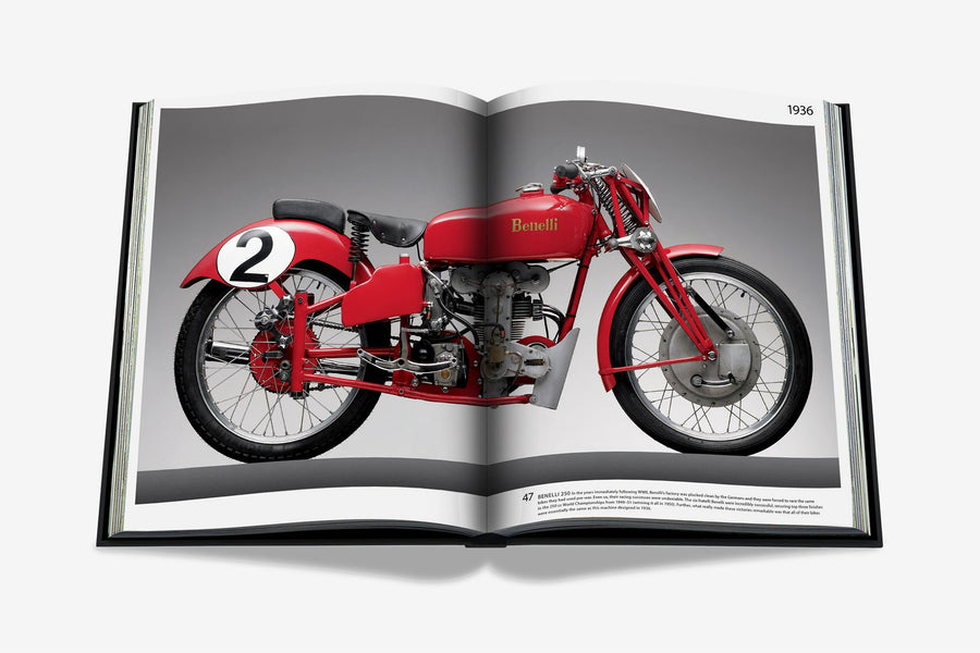 The Impossible Collection of Motorcycles Coffee Table Book