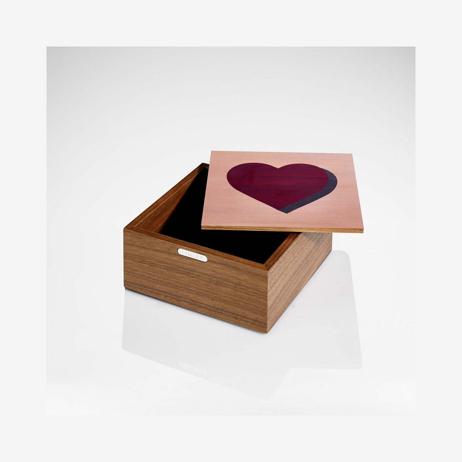 Heart Box - Blush