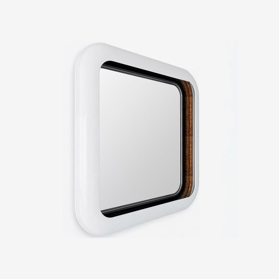 Ring Square Mirror