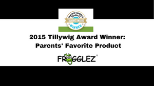 Tillywig Award winning product Frogglez Goggles