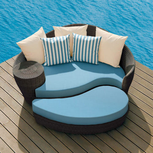 Outdoor Furniture, Outdoor Day Beds, Wicker DayBed